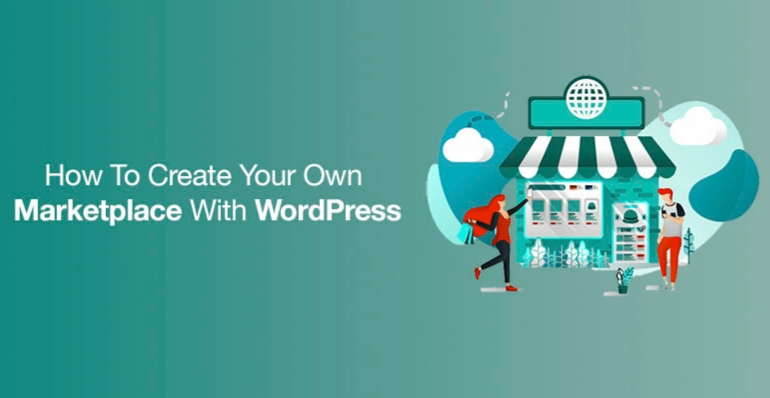 How to create own wordpress marketplace